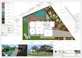 concept plans examples apex pools landscape design plans melbourne 1