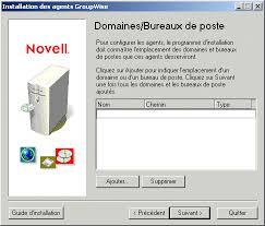 connaitre bureau de poste novell documentation groupwise 7 configuration d un système