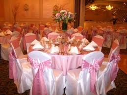 pink chair sashes fuchsia chair sash white chair covers with powder pink sashes