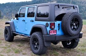 blue jeep jeep nilima edition dave smith custom
