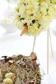 Baby Shower Flower Centerpieces by Spring Baby Shower At The Picket Fence