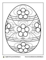 easter egg design coloring pages 12 coloring pages pinterest