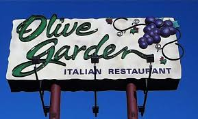red lobster and olive garden are not upscale enough for a foodie