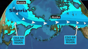 Alaska Weather Map by Siberia Winter Could Affect The U S The Weather Channel