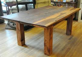 best wood to make a dining room table dining and kitchen tables farmhouse industrial modern how to make