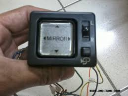 life with machine diy perodua kancil auto flip side mirror wiring