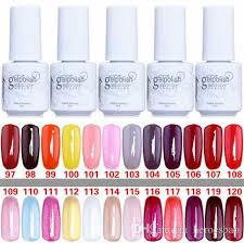 high quality gelish nail polish soak off uv led gel solid pure uv