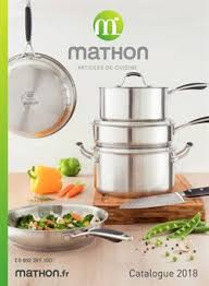 mathon cuisine mathon catalogue et codes réduction mars 2018