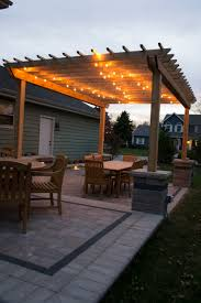 The Patio Lombard Il A Wow Backyard Patio For Naperville Homeowners Jw Blog
