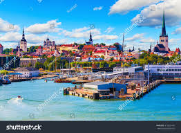 scenic summer view old town sea stock photo 312025430 shutterstock