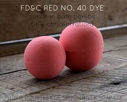 fd u0026c red no 40 dye fda batch certified u2013 mad oils