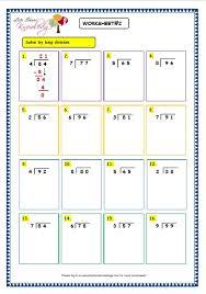 division worksheet grade 3 u0026 grade 3 maths worksheets division 6 4