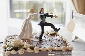 buy wedding cake if you re bored with the ordinary toppers check these