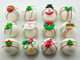 simple cake pops happy holidays