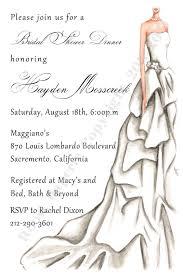 elegant bridal shower invitations thebridgesummit co