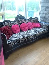 Black And White Zebra Print Bedroom Ideas Zebra Black And White Furniture Couch Vintage Waiting Room