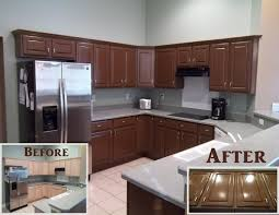 professional kitchen cabinet painters spray painted cabient