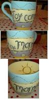 58 best diy coffee mugs and plates images on pinterest pottery