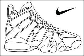 ballet shoes coloring pictures basketball shoe pages u2013 thaypiniphone