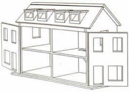 nice looking american doll house plans lovely ideas doll