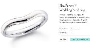 wedding band brand brand new platinum wedding band only 400 the