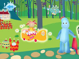 night garden apps kids ipad iphone ipod