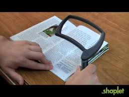 carson optical lighted magnifold magnifier carson optical lighted magnifold youtube