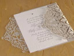 cheap cards laser cut wedding invitations cheap laser cut wedding invitations