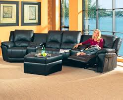 Best Sectional Sofa Brands by Luxury Theatre Sectional Sofas 74 In Off White Leather Sectional