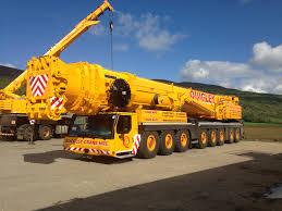 quigley crane services crane hire and sales throughout ireland