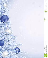 blue snow frosted tree royalty free stock photos image