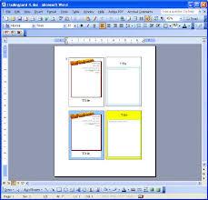 word card template skillbazaar co