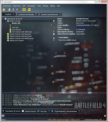 teamspeak design battlefield 4 theme for teamspeak 3