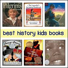 great living books for american history for elementary