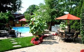 poolscapes achieving the ideal outdoor living space in new york u0027s