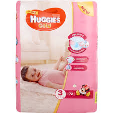 huggies gold huggies gold disposable nappies for size 3 72 nappies clicks