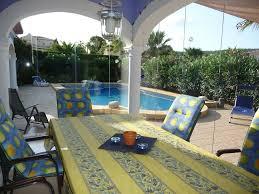 luxurious bungalow large pool multiple terraces winter garden