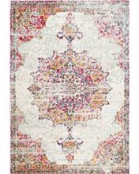 Pink Area Rug Savings On Mistana Darchelle Beige Pink Area Rug