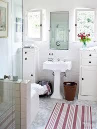 Narrow Bathroom Floor Cabinet by Make A Small Bath Look Larger Tiny Bathroom Cabinets Hides Toilet