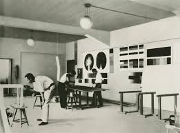 Lampen Wohnzimmer Bauhaus Labor Des Modernen Designs Werkstatt Im Bauhaus Dessau 1926