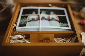 wedding photo box wooden box wedding photography packaging