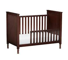 Sleigh Toddler Bed Catalina Cottage Toddler Bed Conversion Kit Pottery Barn Kids