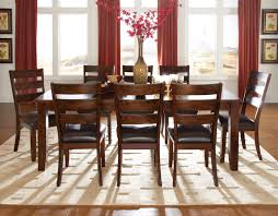 dining room pieces 9 piece dining room sets home design images