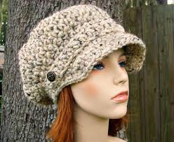 free pattern newsboy cap 62 best crochet hats images on pinterest crocheted hats crochet free