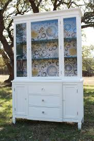 China Cabinet Modern Painted China Cabinet Home Painting Ideas