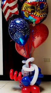 balloon delivery jacksonville fl 16 best 4th of july balloons decoration images on