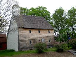New England Saltbox House The Historic Eleazor Arnold House Lincoln Rhode Island Flickr