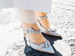 Most Comfortable Shoes For Wedding The Most Comfortable Wedding Shoes Whowhatwear Uk