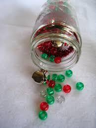 4 crazy kings holiday craft kids table bead jars