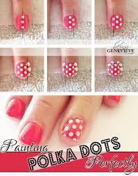 polka dots being genevieve